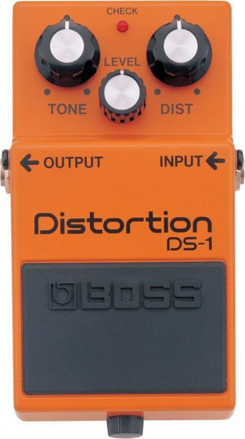 DS-1 Pedal Front Image
