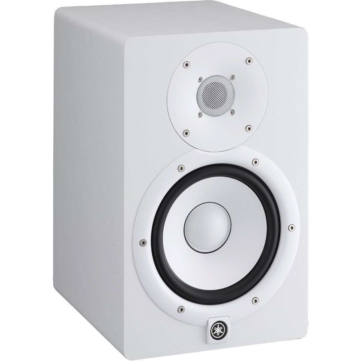 yamaha hs7 active studio monitors single white rockbottom music. Black Bedroom Furniture Sets. Home Design Ideas