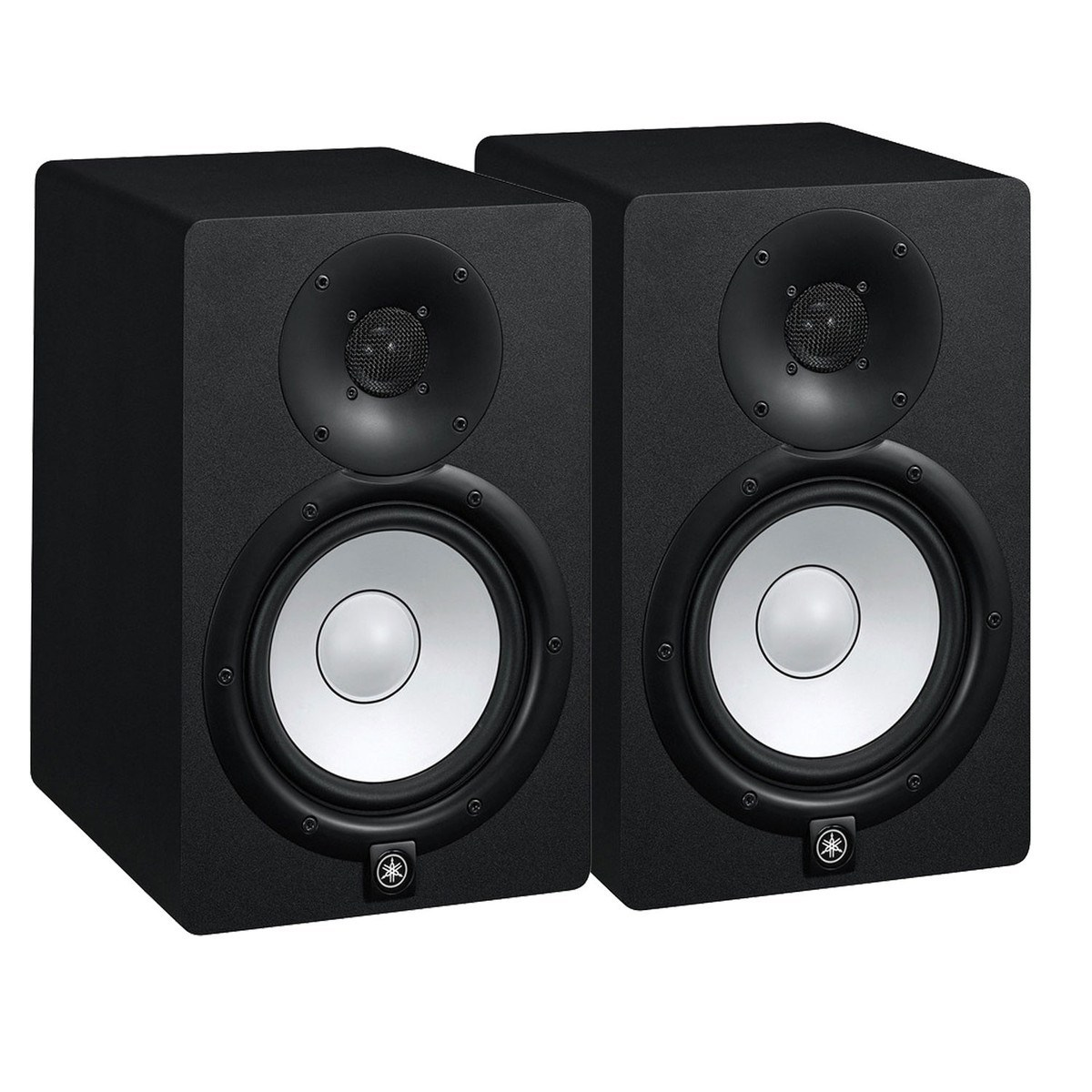yamaha hs8 active studio monitors pair rockbottom music. Black Bedroom Furniture Sets. Home Design Ideas